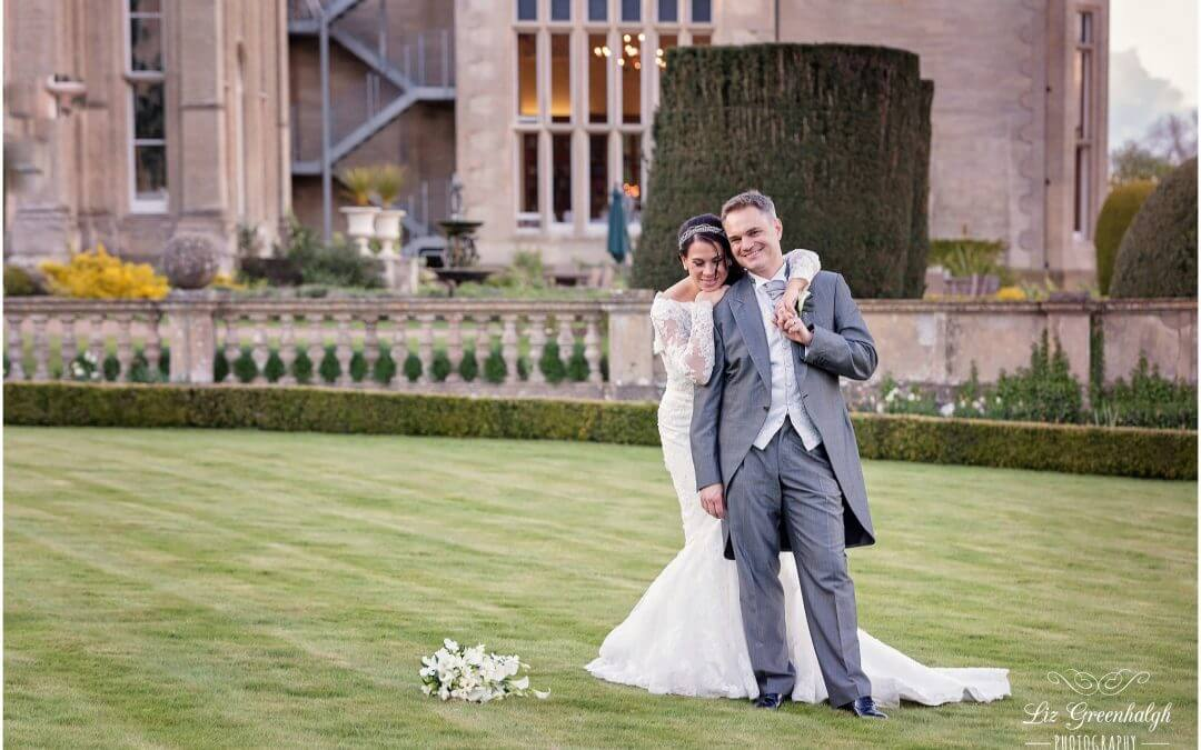 Cambridge Wedding Photographer | Stoke Rochford Hall Wedding
