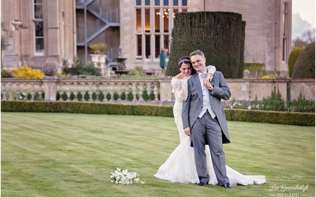 Cambridge Wedding Photographer | Stoke Rochford Hall Wedding