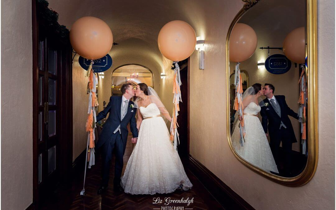 Cambridgeshire Wedding Photographer | Great Northern Hotel | Justine & Andrew