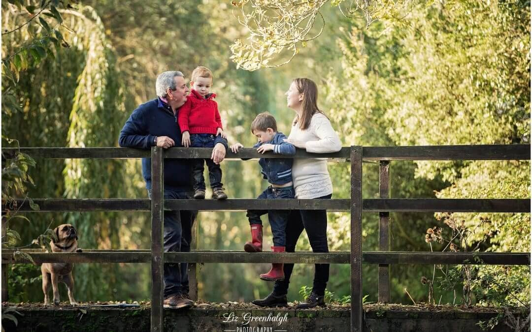 Cambridgeshire Photographer | Houghton Mill | Autumn Family Photo Session