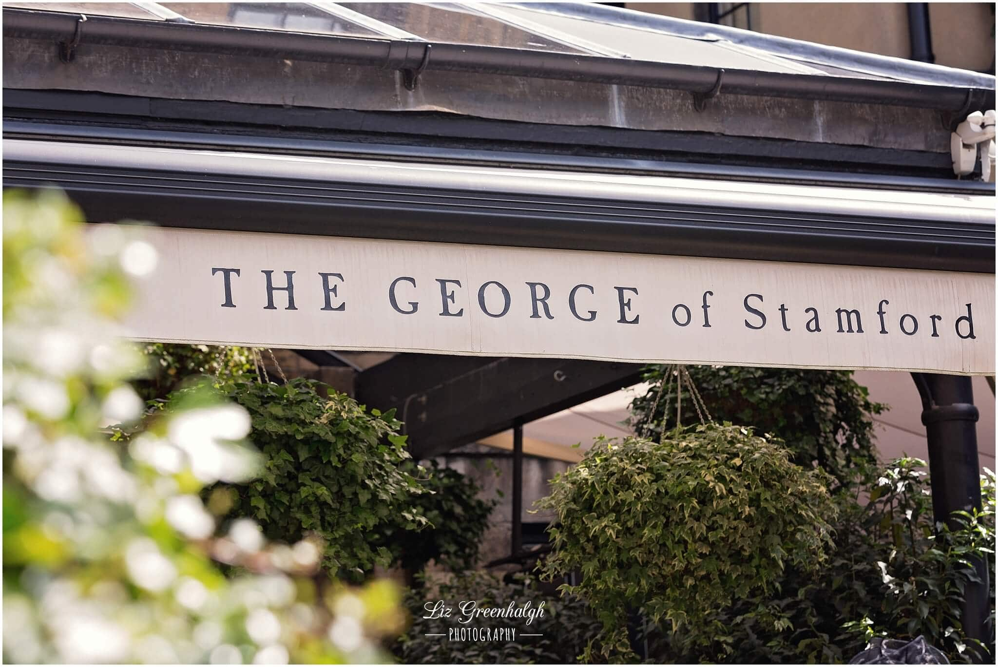 The George Stamford Wedding