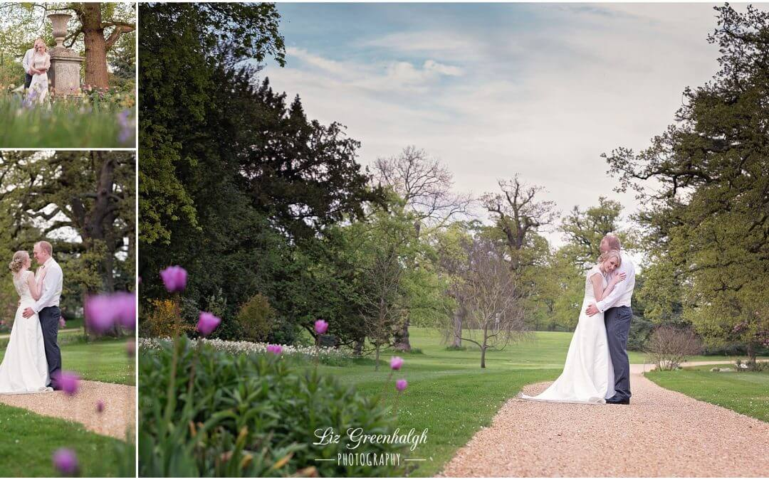 Bedford Wedding Photographer | Woburn Sculpture Gallery