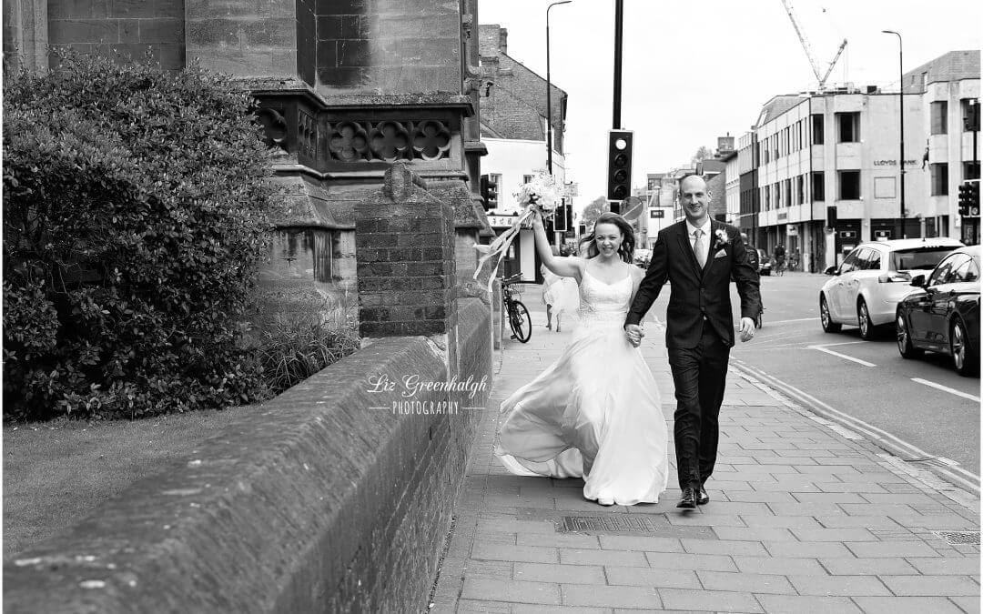 Wedding Photographer Cambridge | Anstey Hall Cambridge | John & Libby