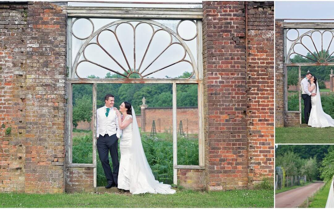 London Wedding Photographer | Luton Hoo Walled Garden | Laura & Jonathan