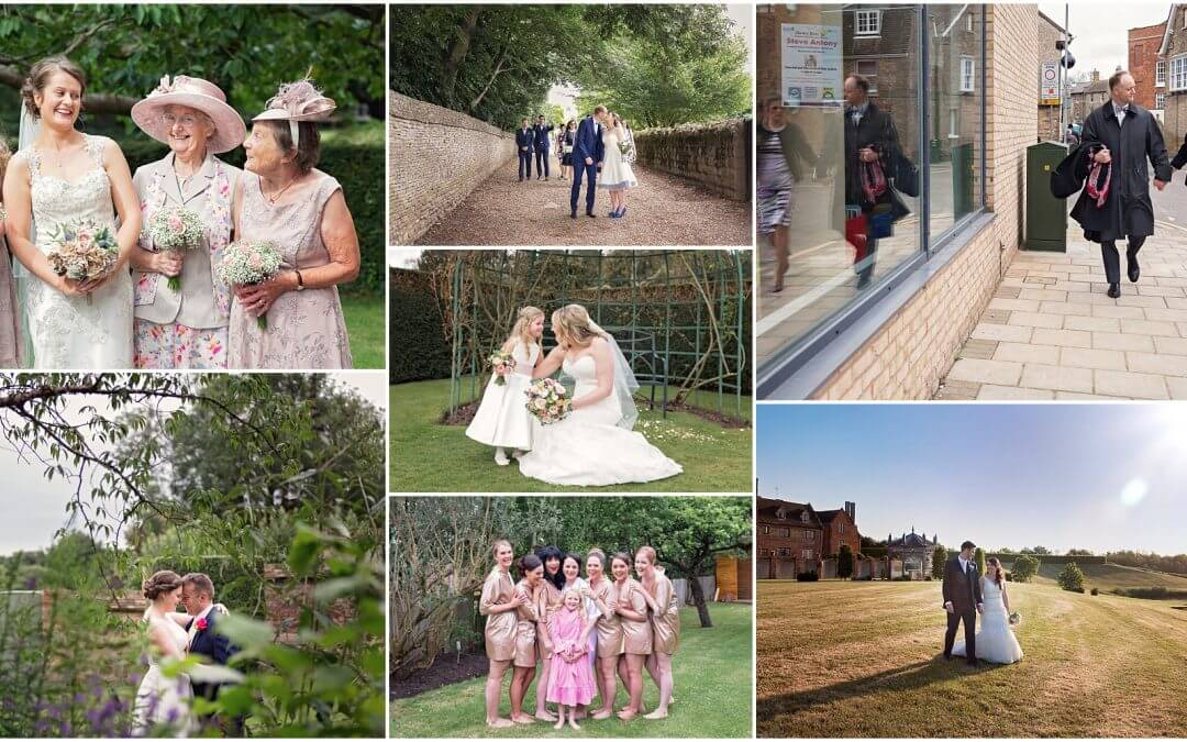 Cambridge Wedding Photographer | 2016 Weddings | What a year!