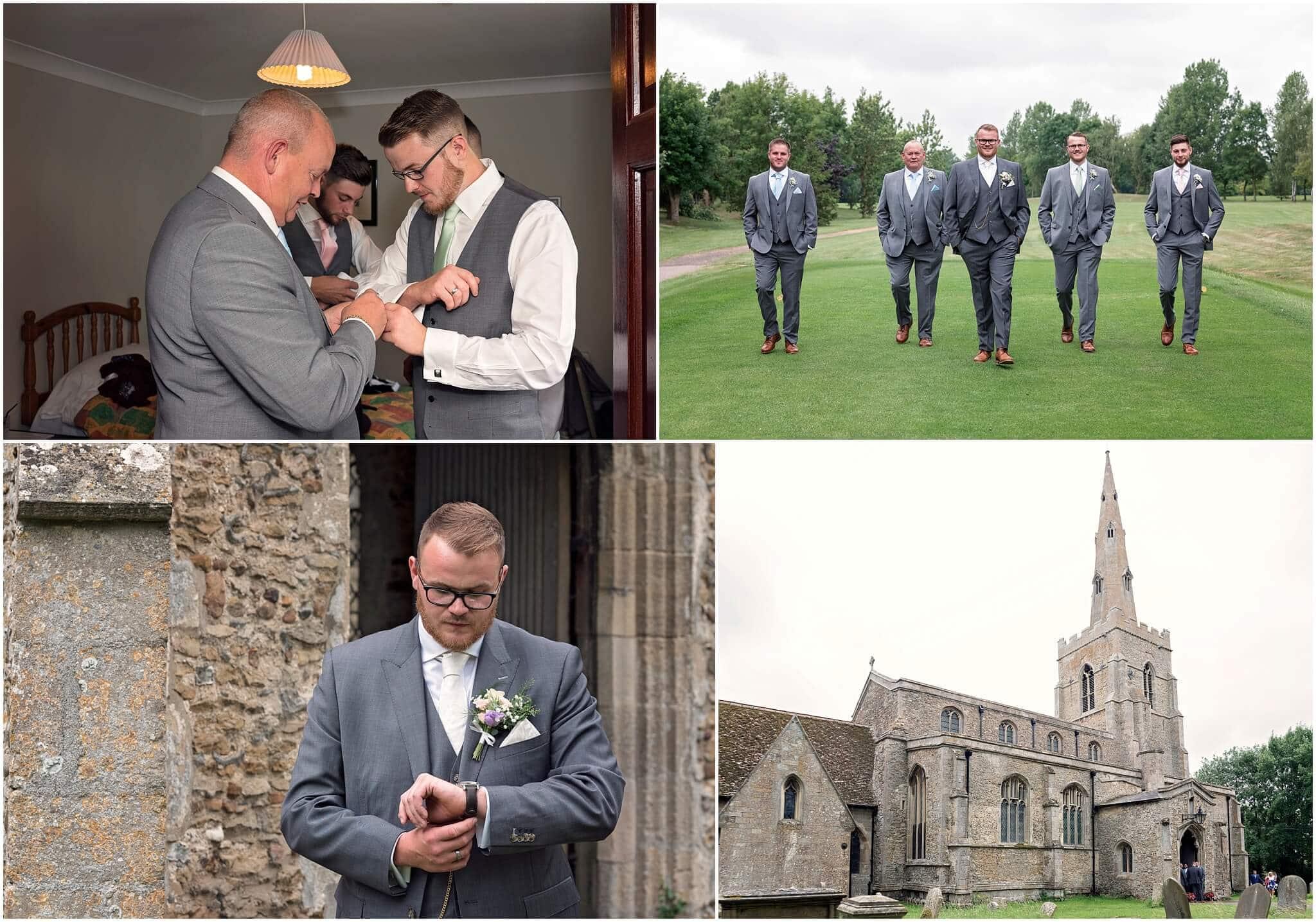 Lakeside Lodge Pidley Wedding