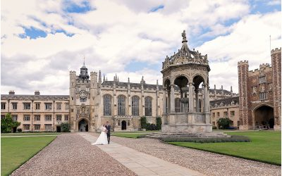 Cambridge Wedding Photographer | Trinity College Cambridge