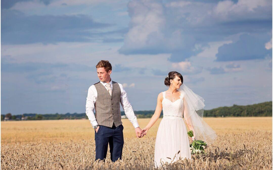 Bassmead Manor Barns & Jenna & Oliver