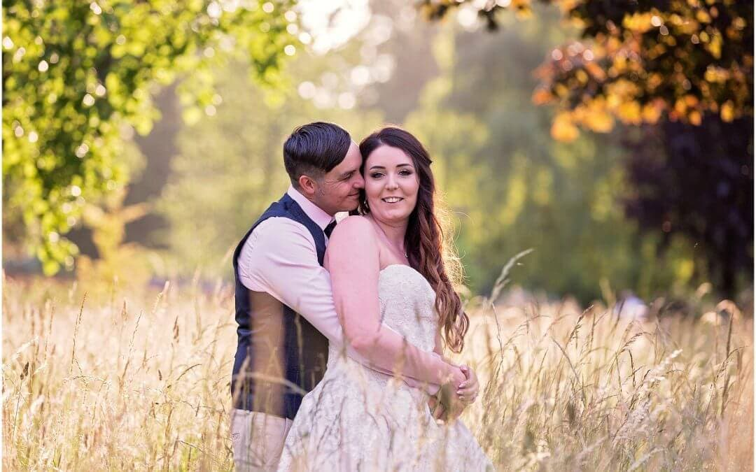 Cambridge Wedding Photographer | Chippenham Park Summer Wedding