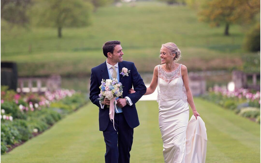 Longstowe Hall Cambridge, Spring Wedding