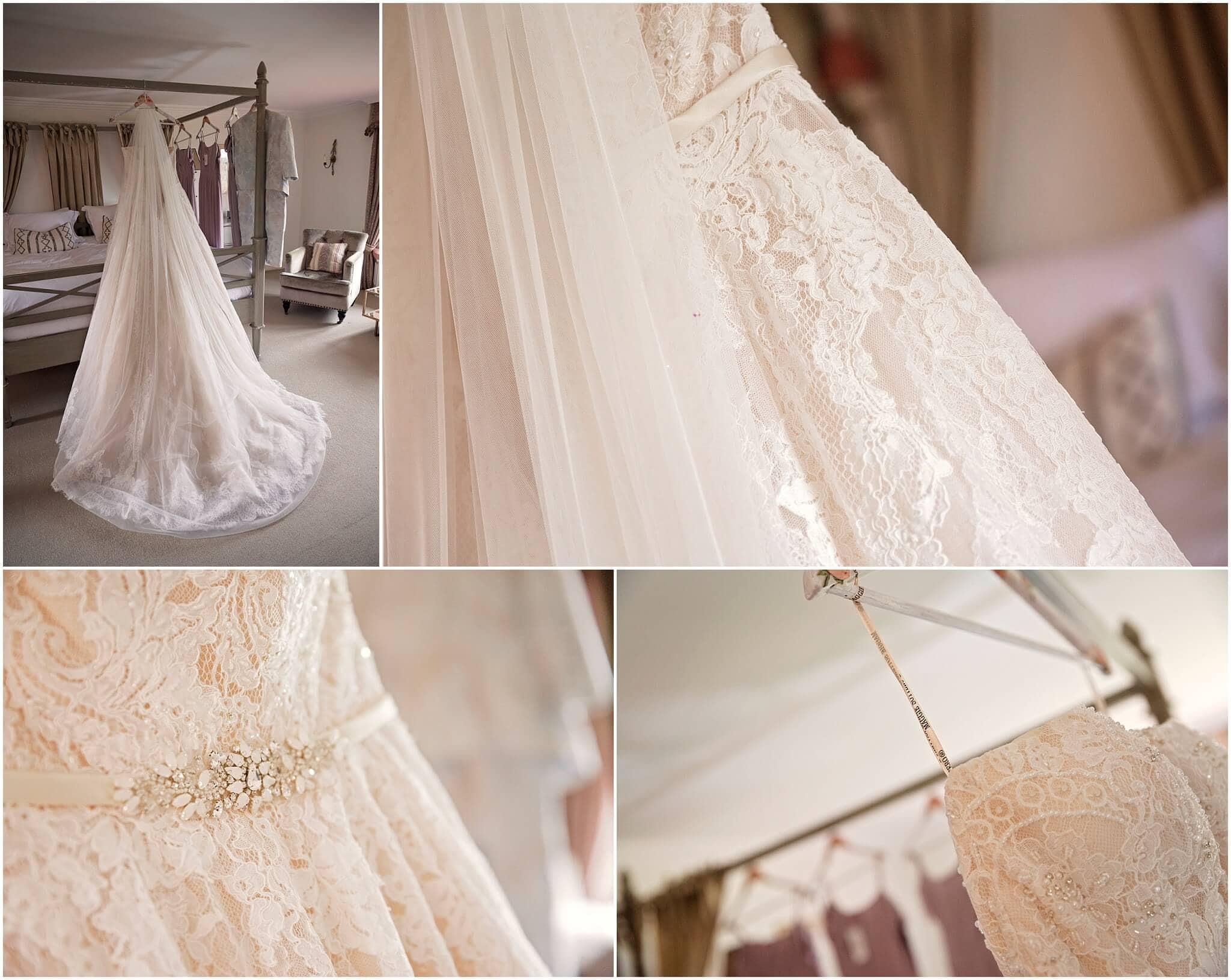 Morie Lee wedding dress