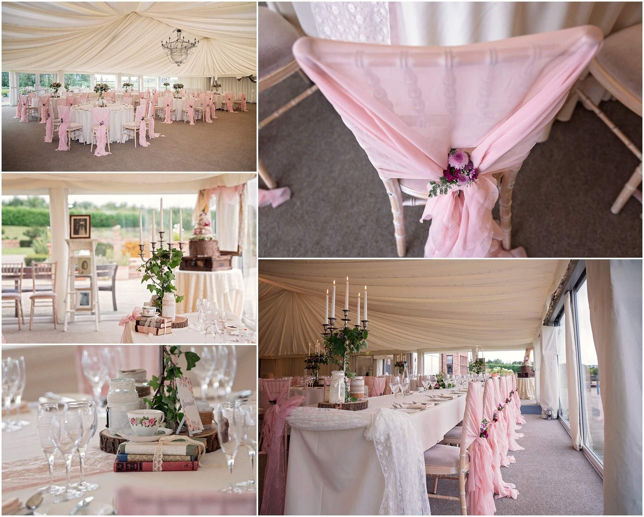 Vintage styling from Dollys Vintage Tea Party