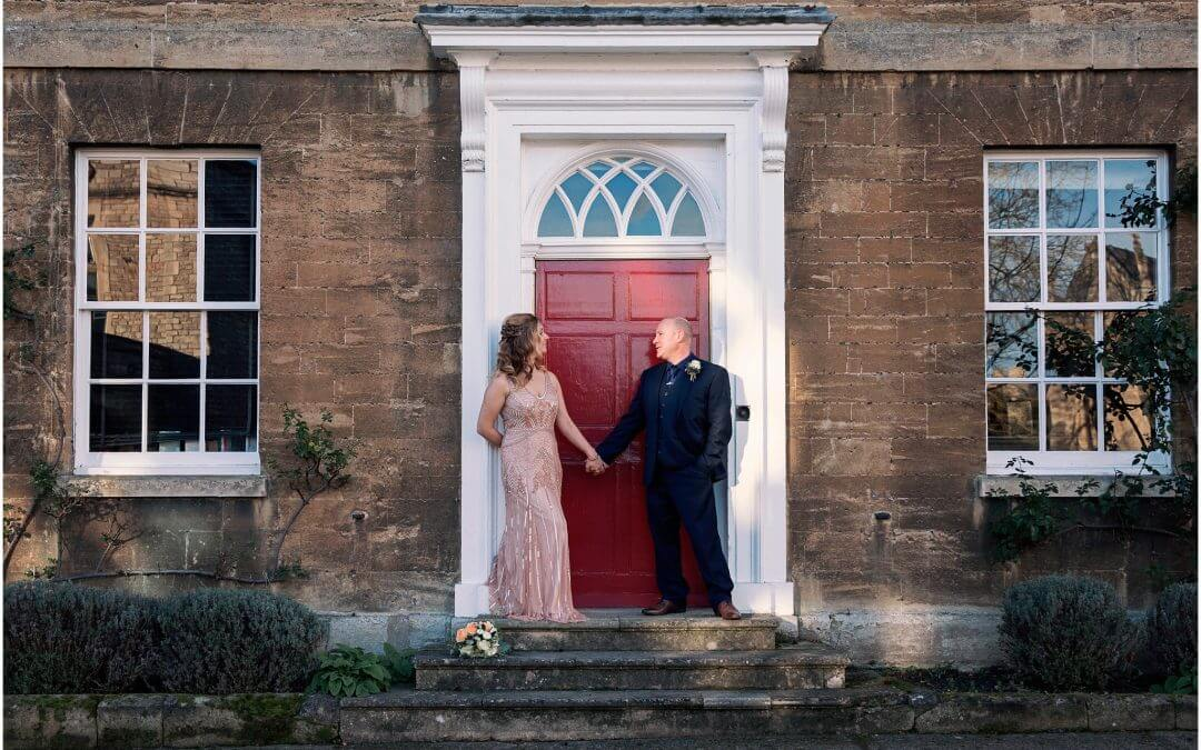 Cambridge Wedding Photographer | The Talbot Hotel Oundle