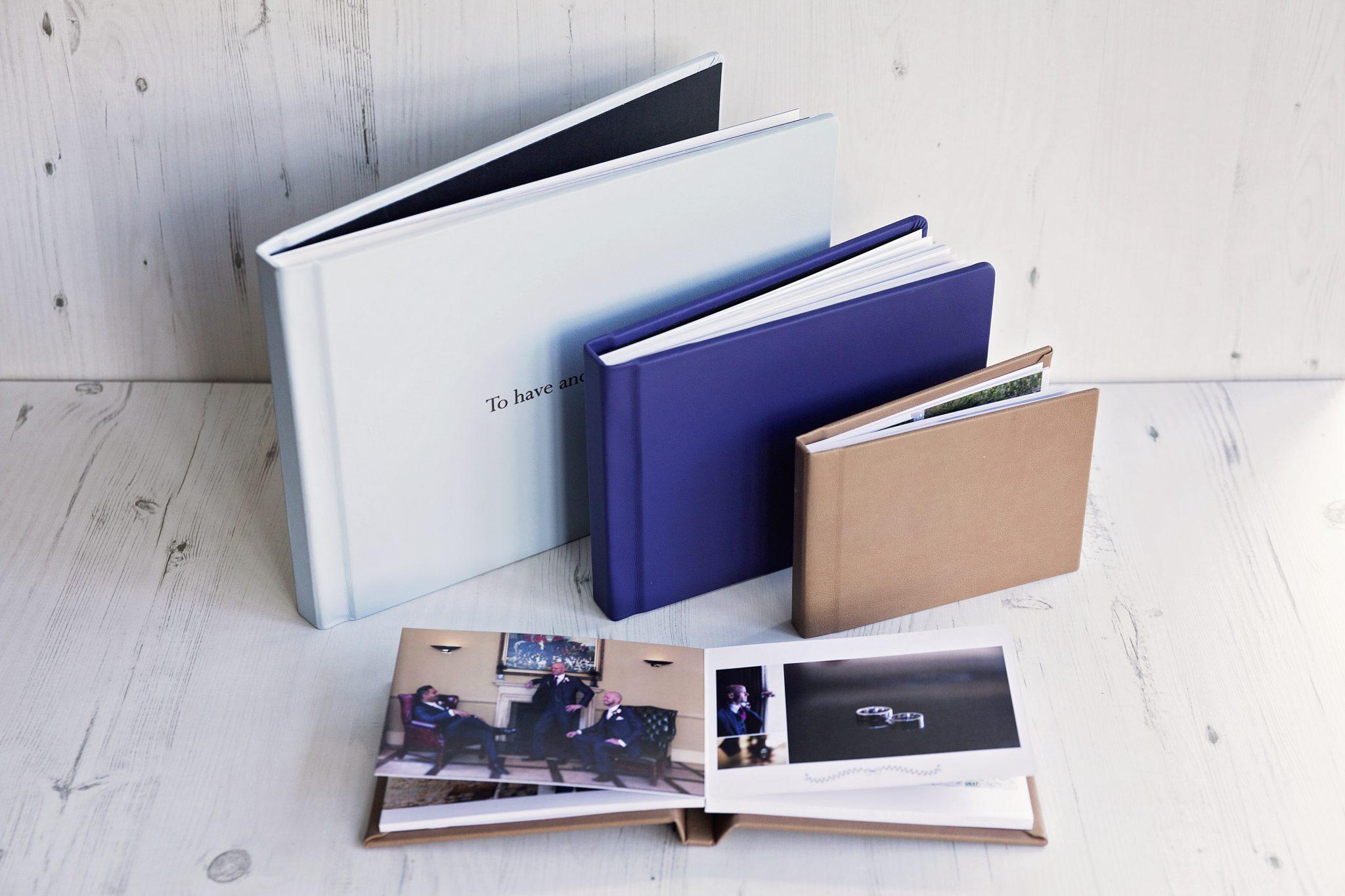 wedding photographer in cambridgeshire albums