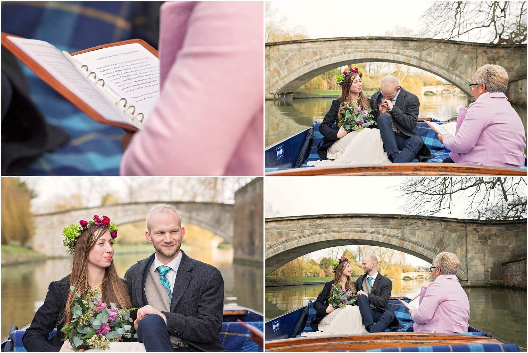 Winter Elopement in Cambridge