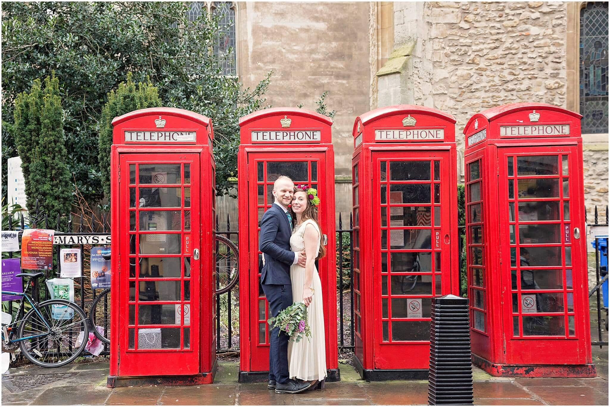 Cambridge Elopement
