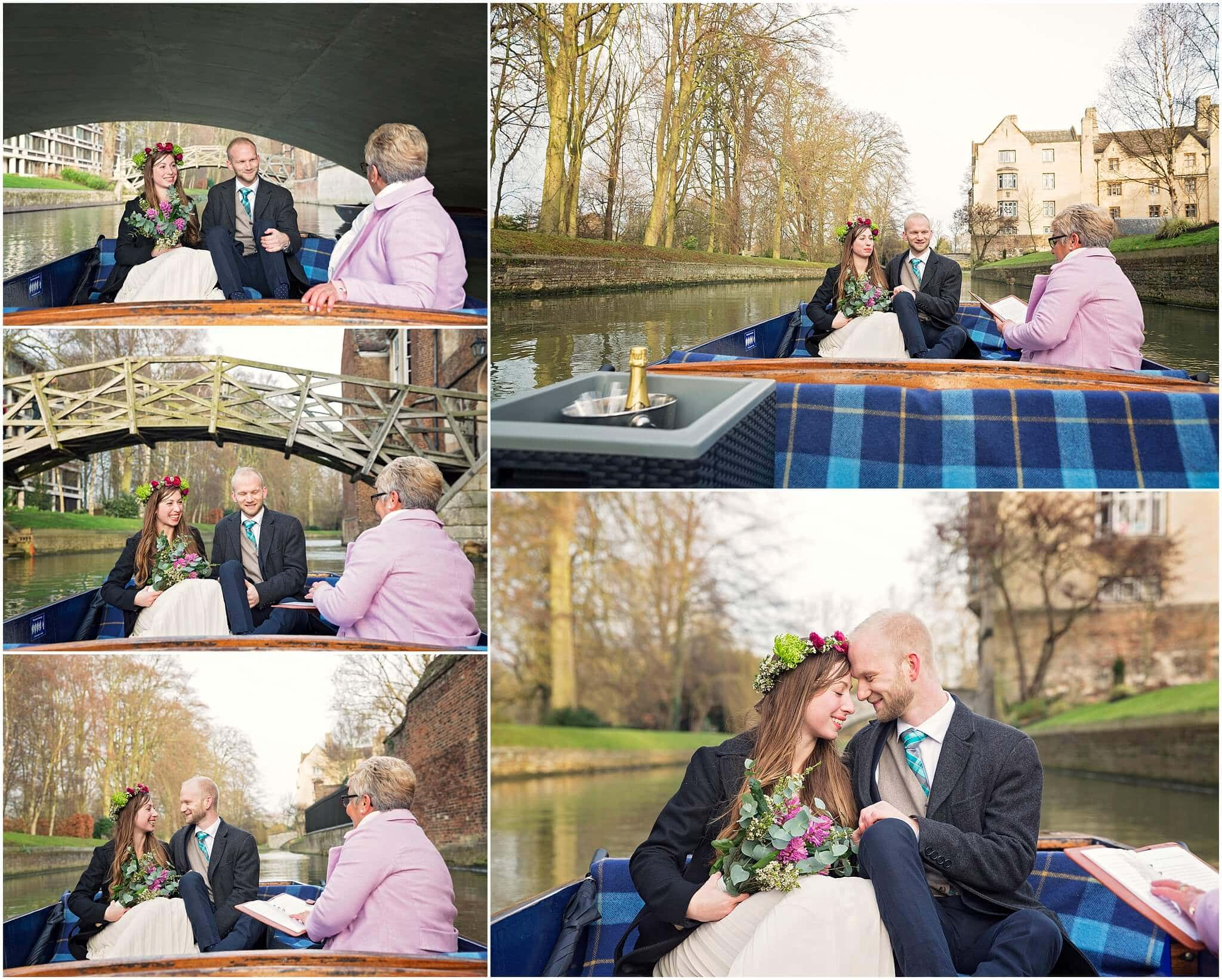 Elopement in Cambridge