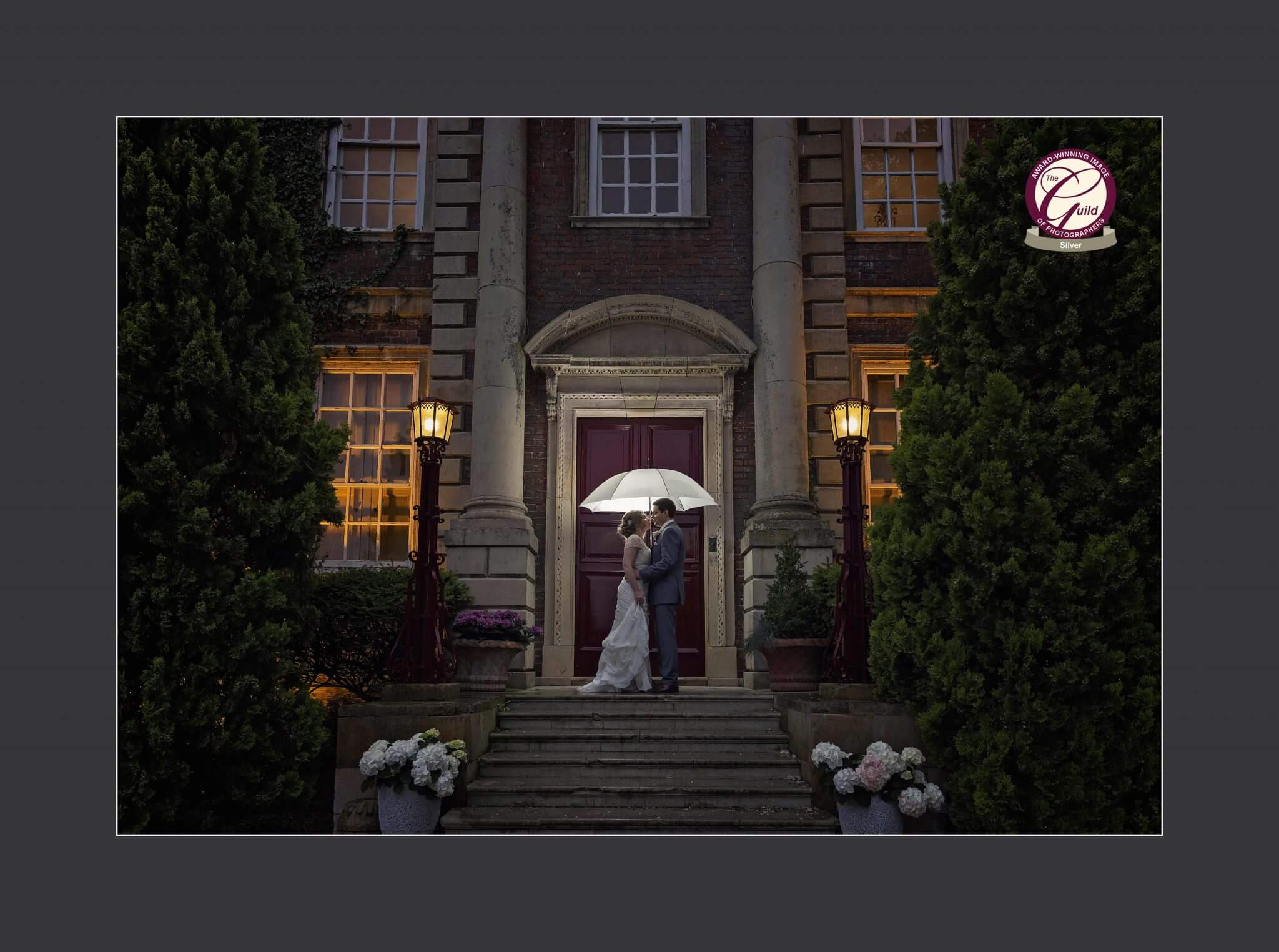 Silver award winning wedding images