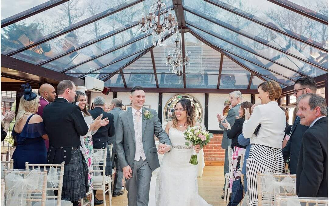 Italian Spring Wedding at Stanwick Hotel