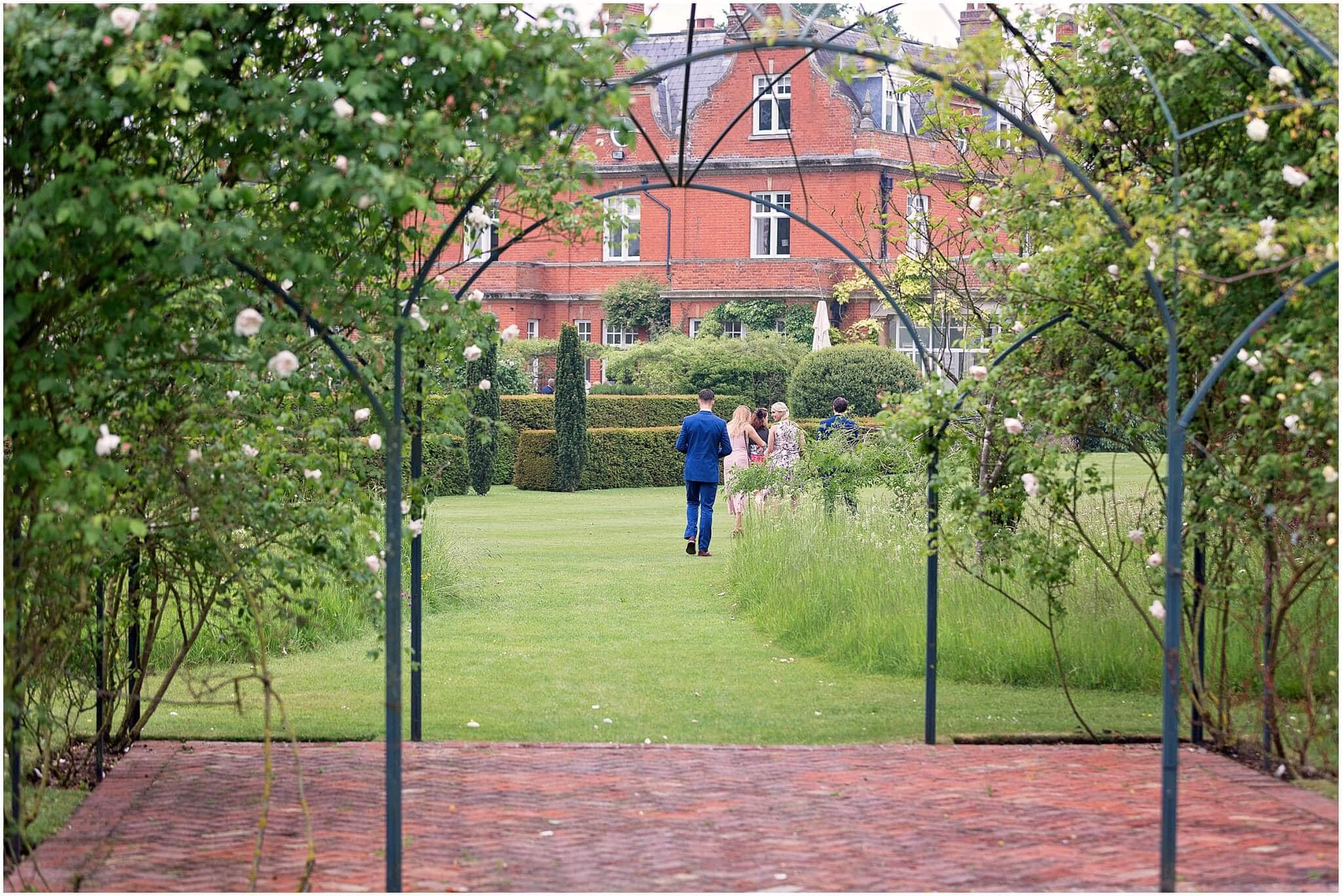 Garden at Chippenham Park