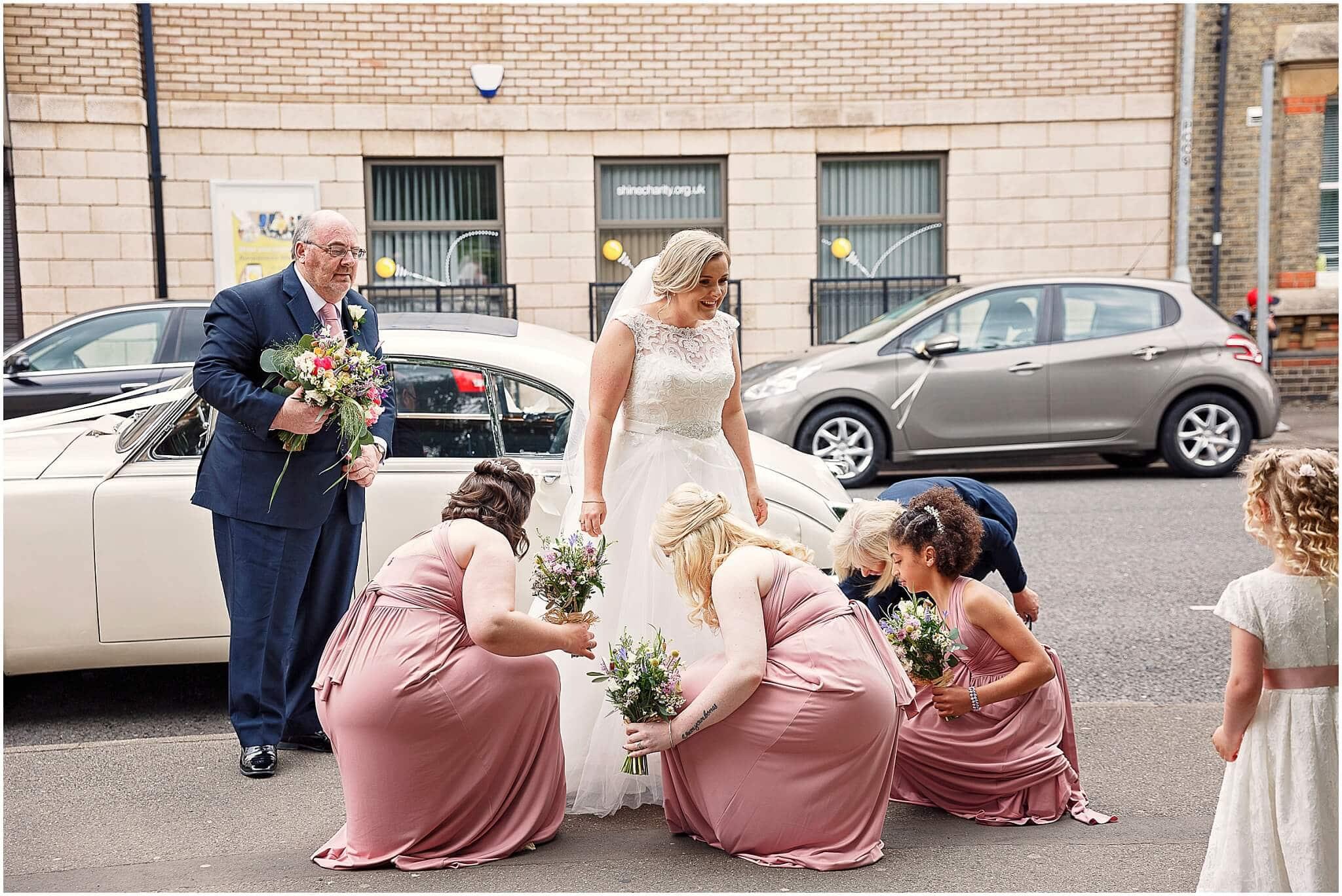 Peterborough Wedding Car