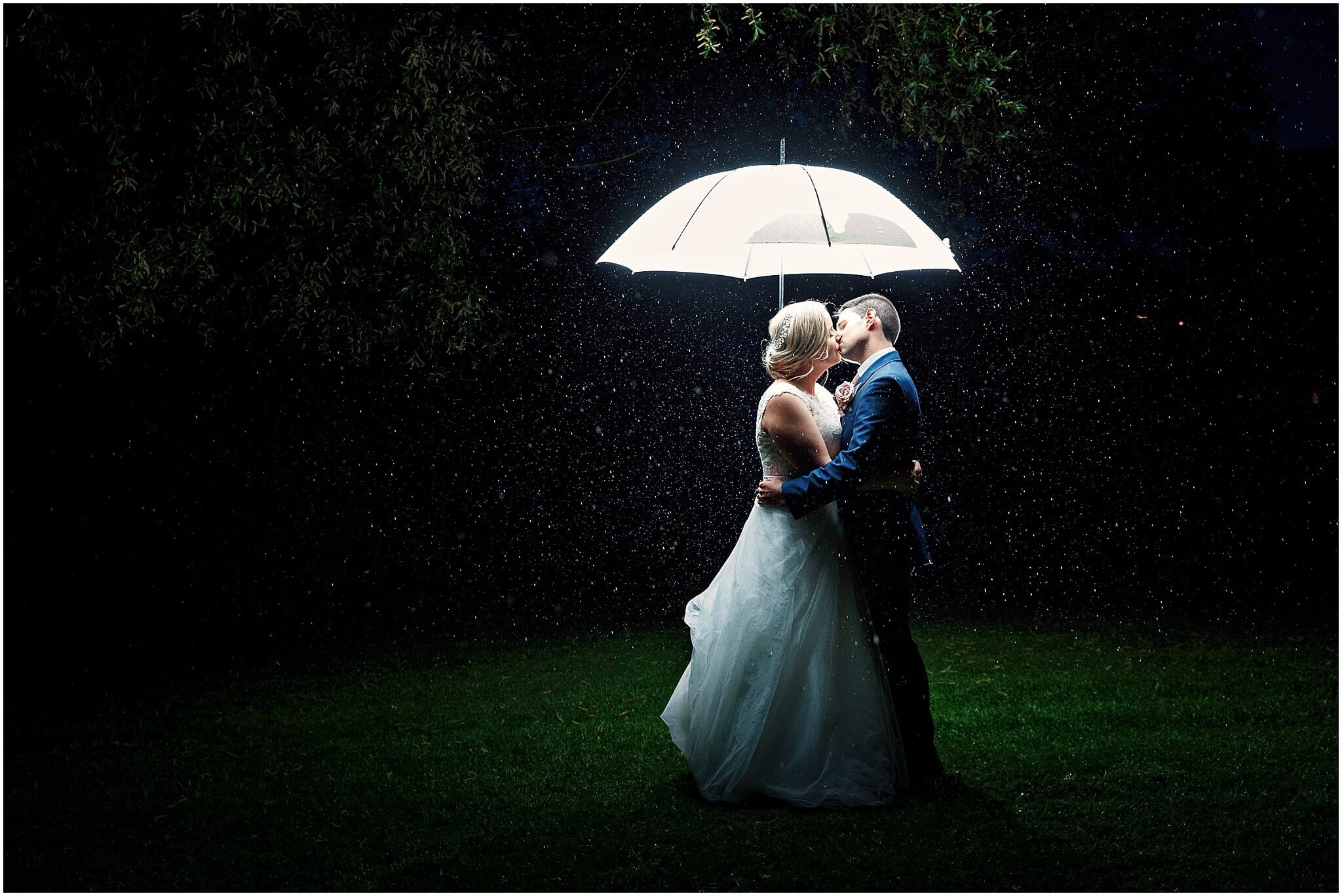 Wet wedding solution
