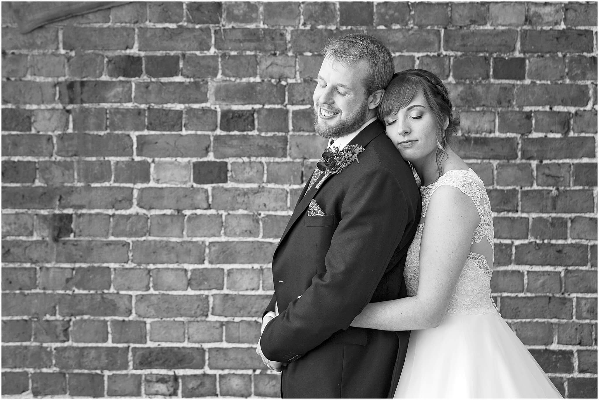 Barn wedding Northampton