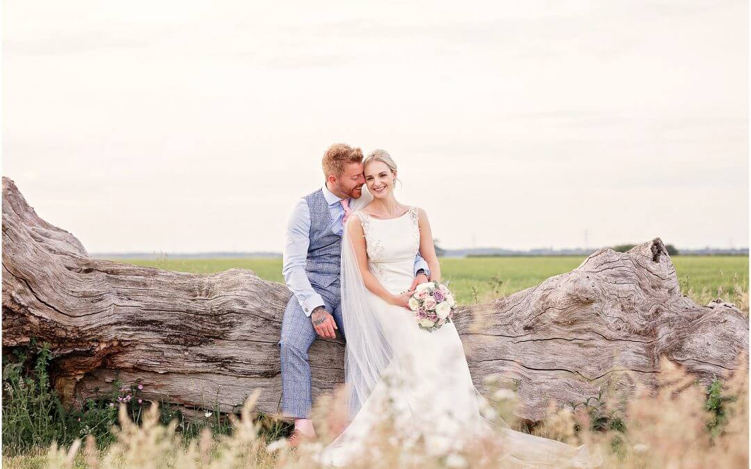 Bassmead Manor Barns – Laura & Mark