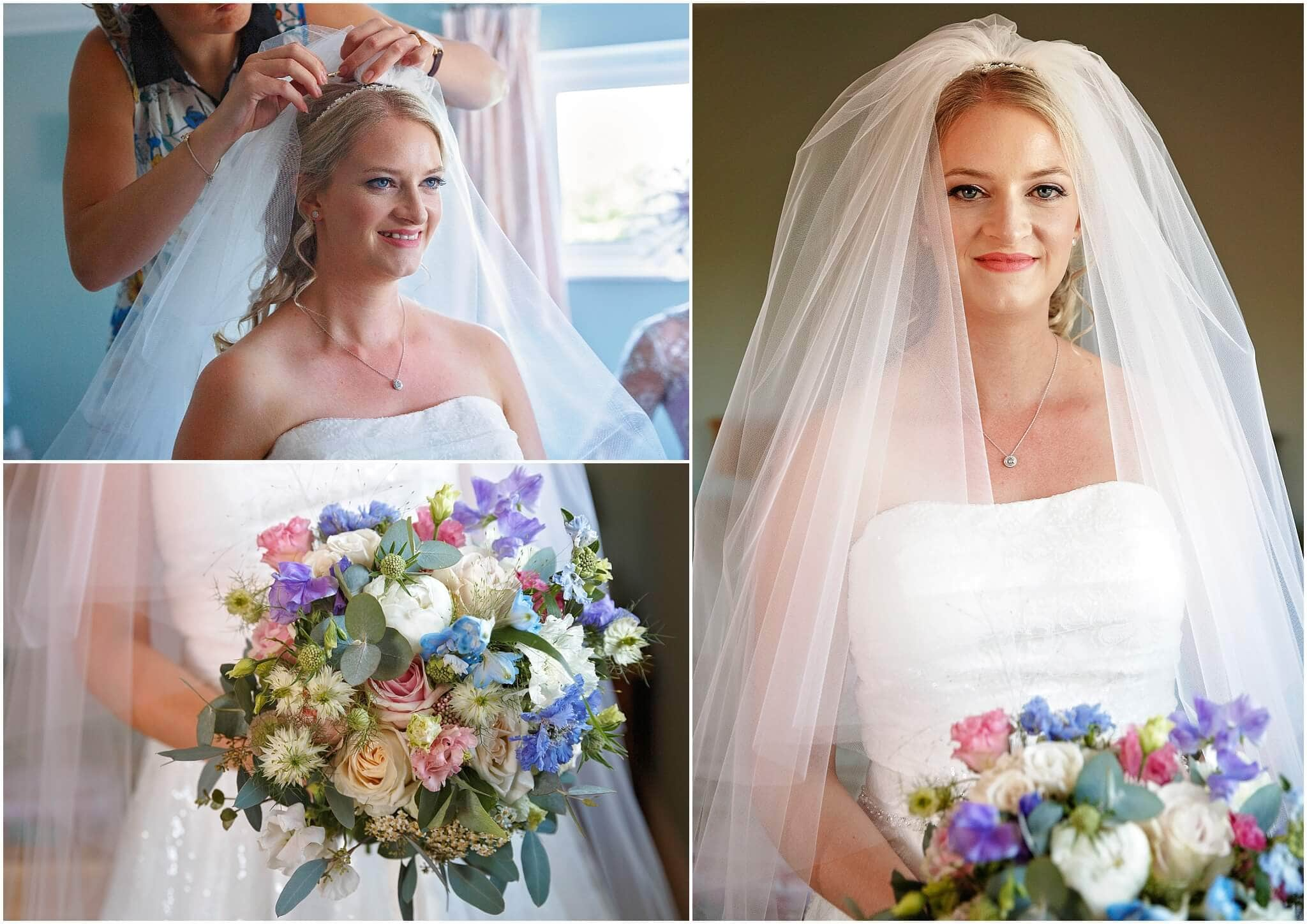 Emily Tallulah wedding flowers