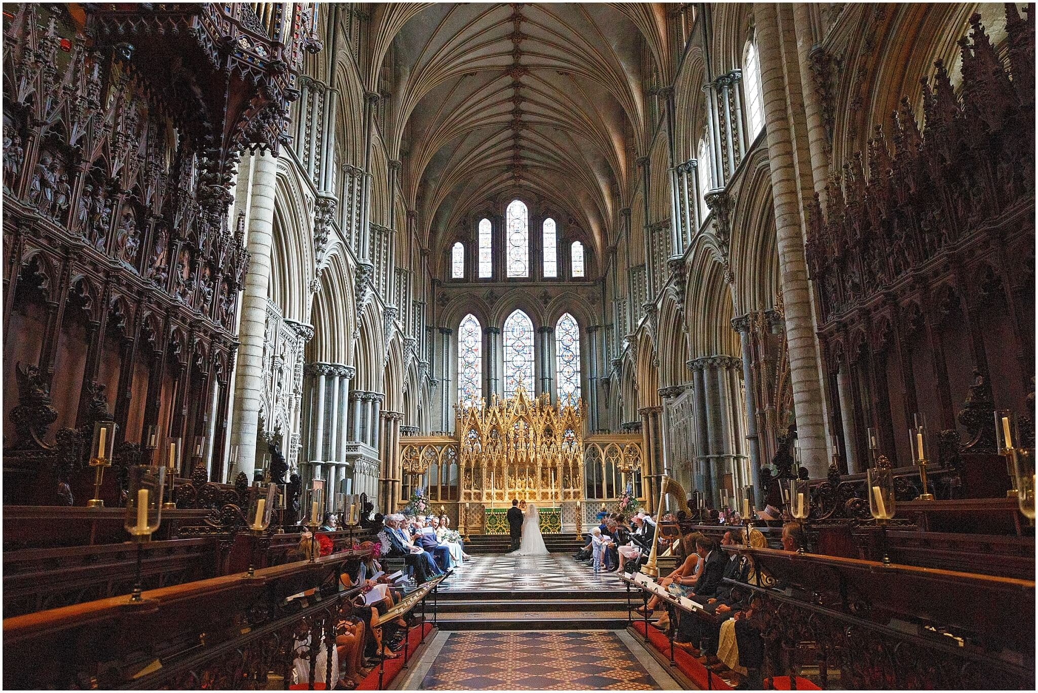 Ely Cathedral Wedding