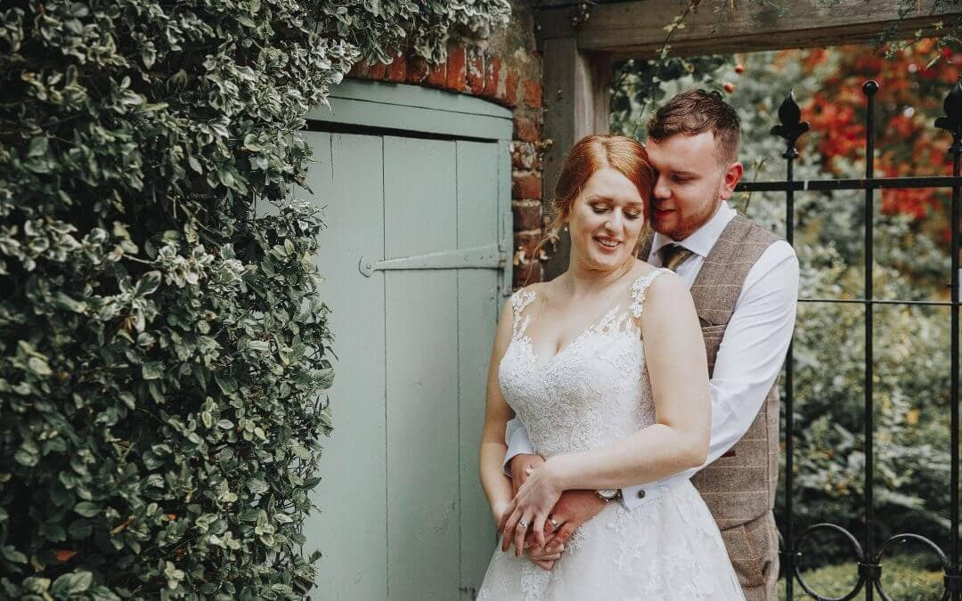 Hockwold Hall Wedding – Fiona & Liam