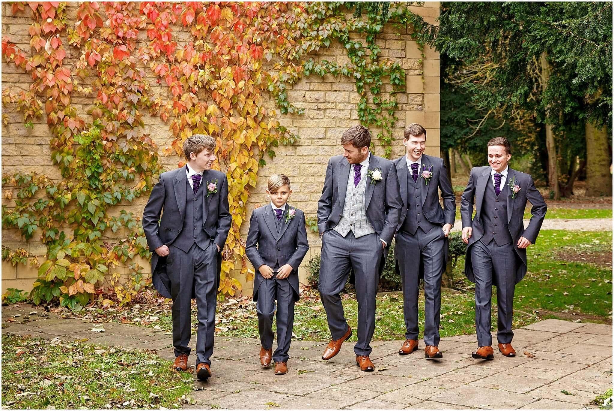 Grooms suit hire Peterborough