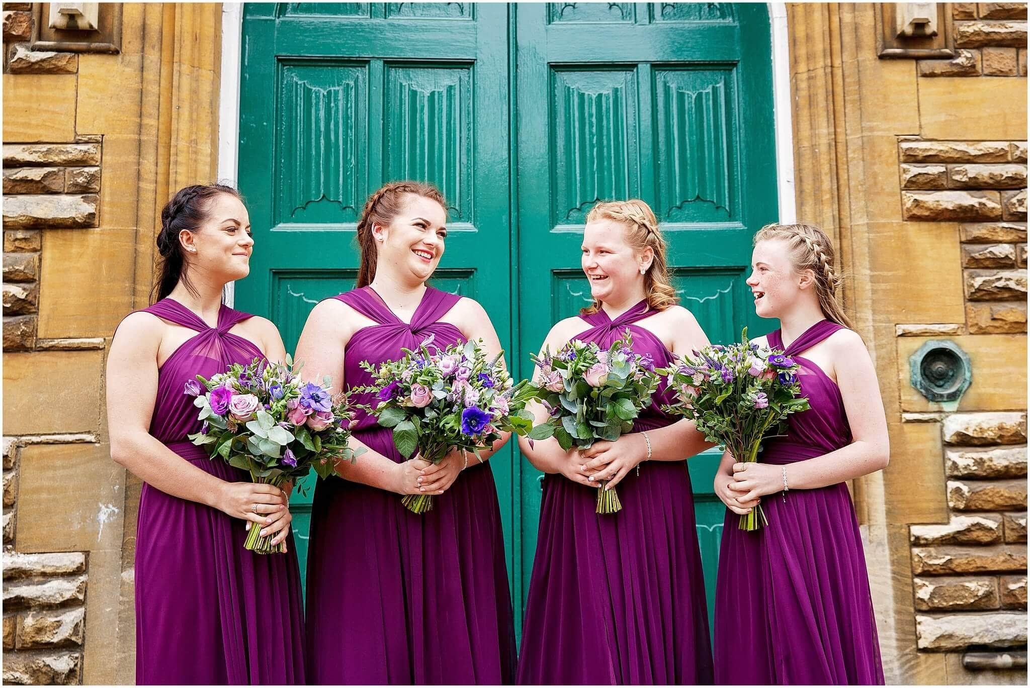 Blush Bridal dresses