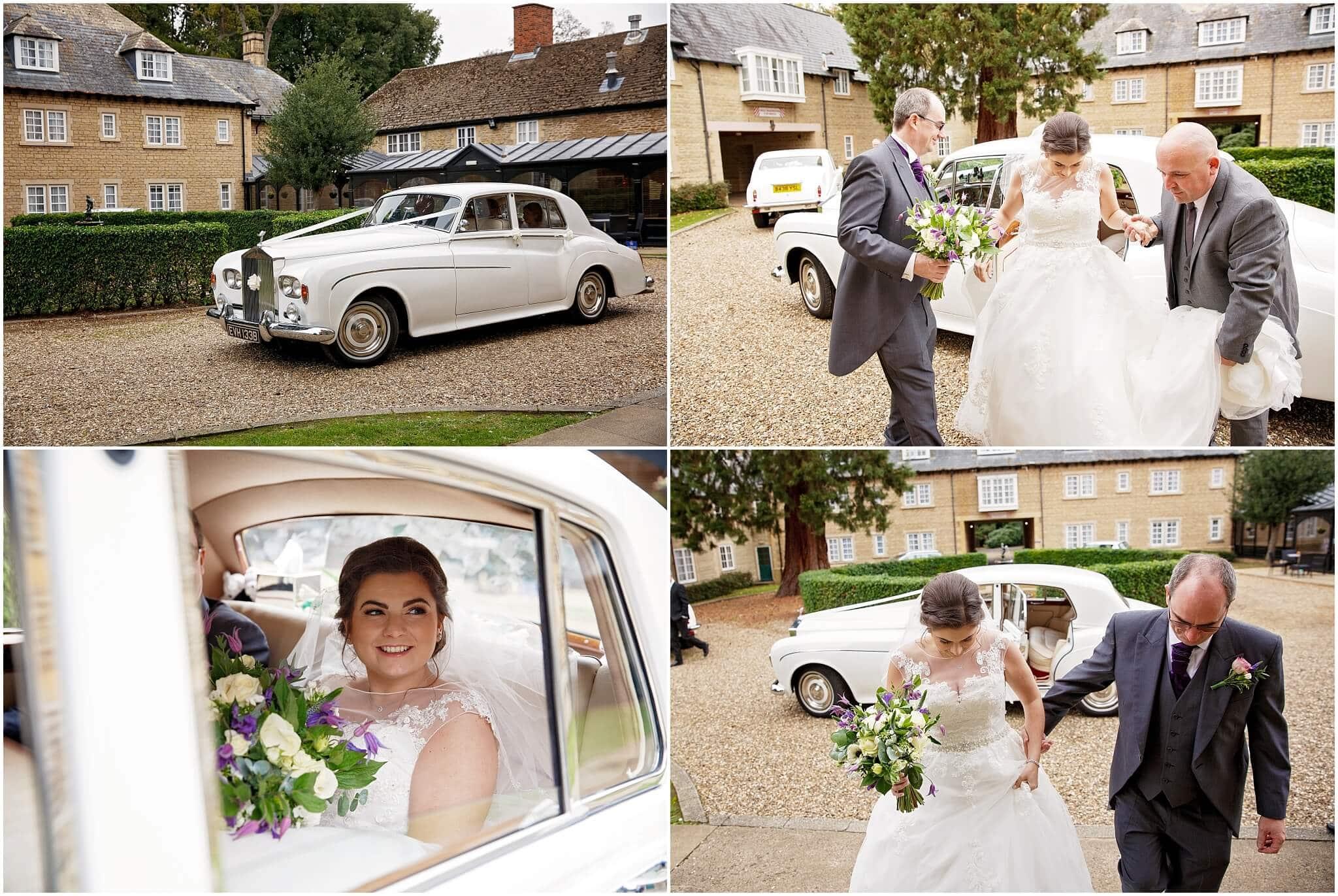 Prestige Wedding Car Hire