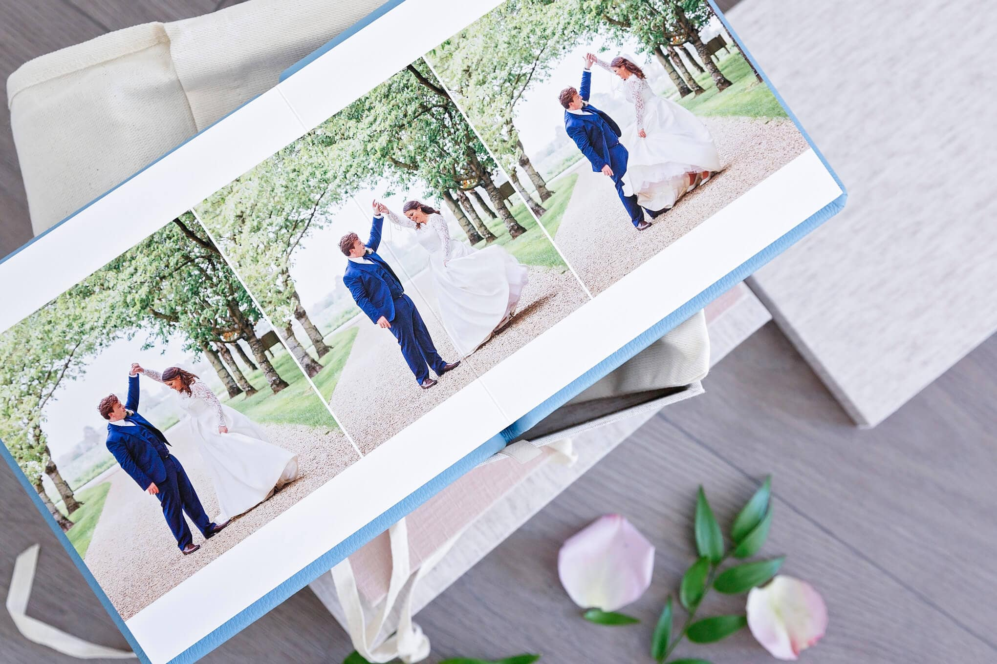 wedding photographer in cambridgeshire albums