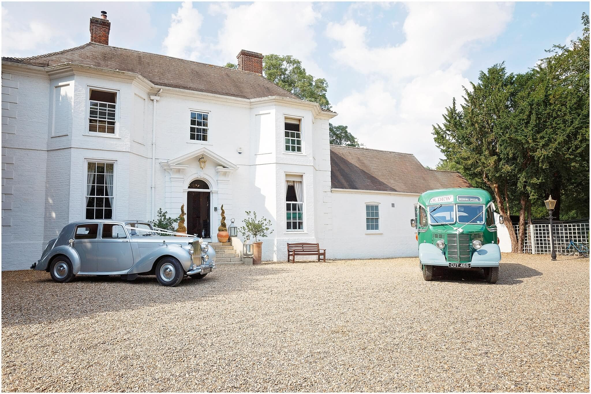 Cambridge Wedding cars