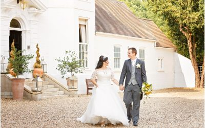 Barrington Hall – Corrine & Ben