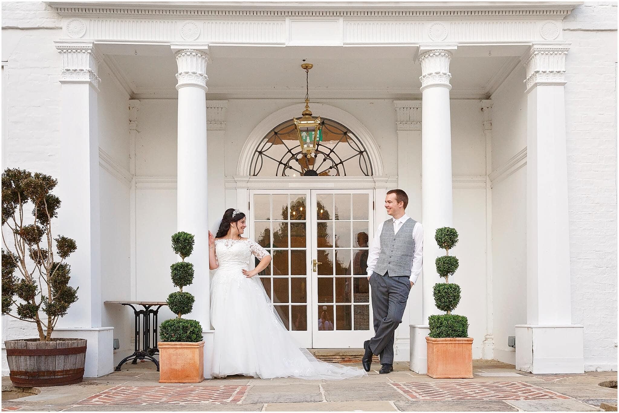 Barrington Hall wedding