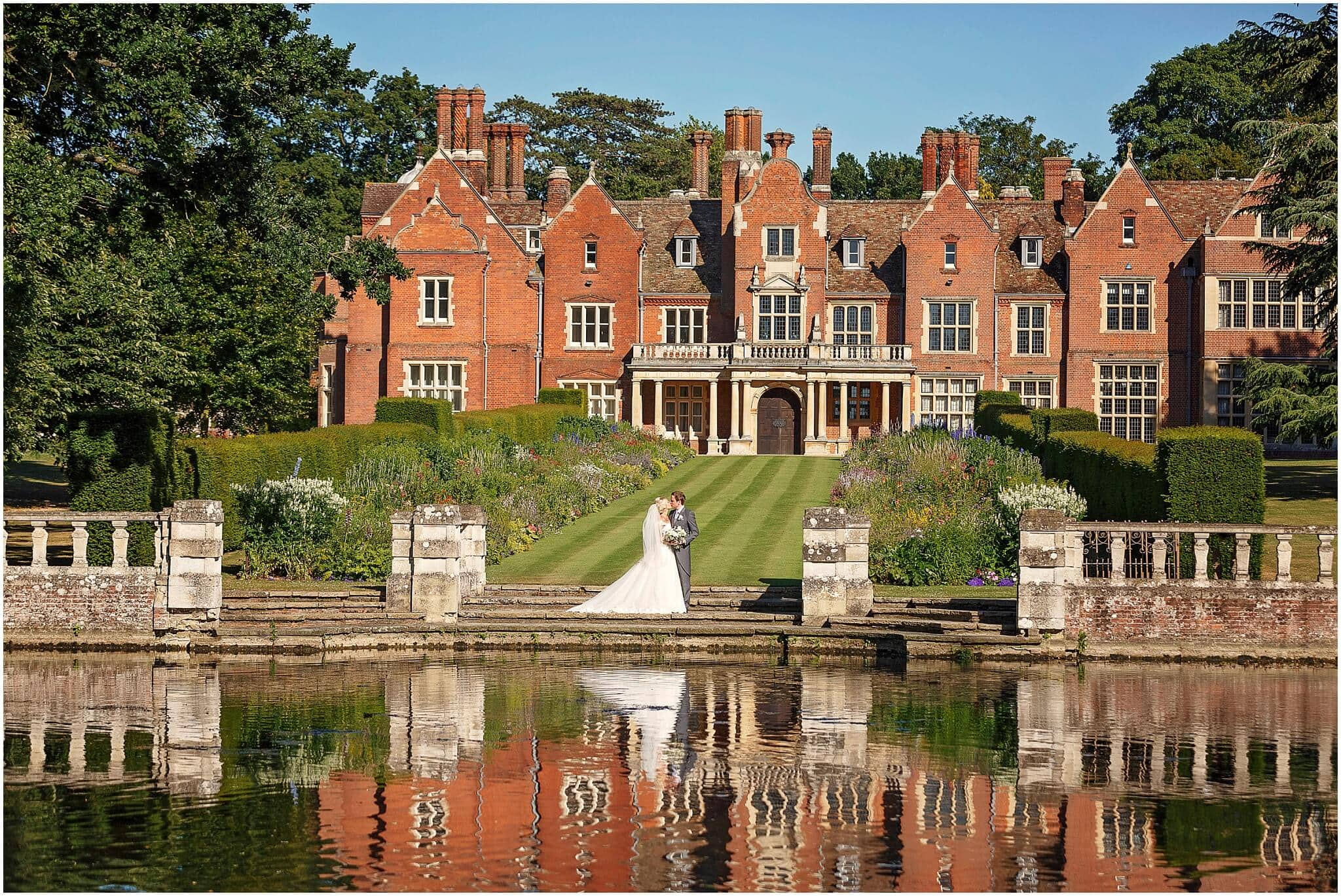 Longstowe Hall wedding