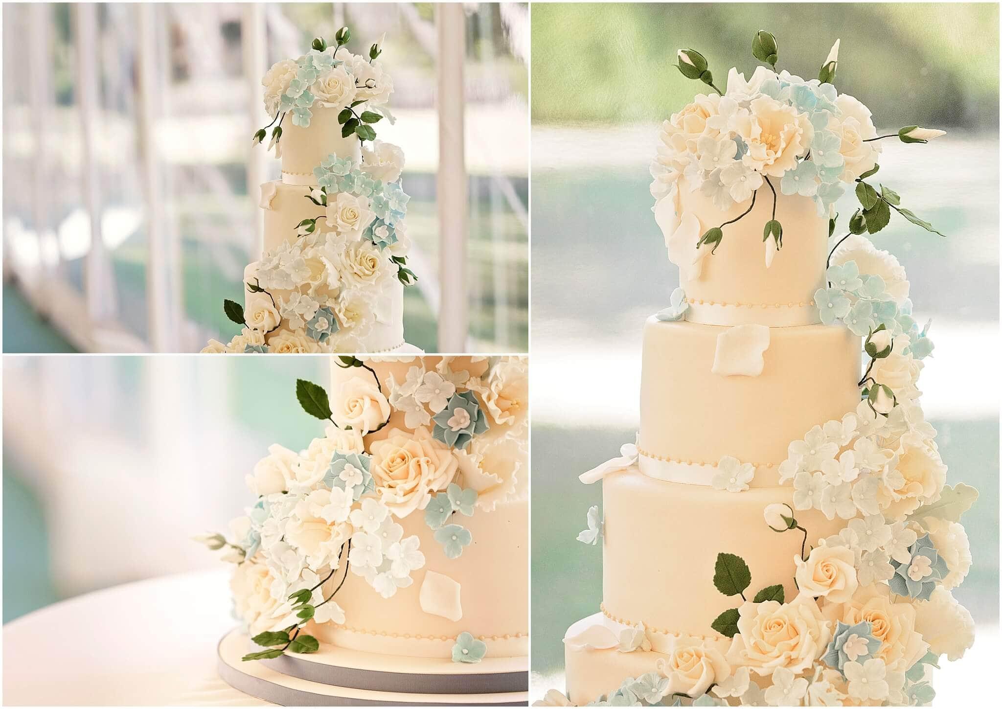 Pretty Tasty wedding cakes