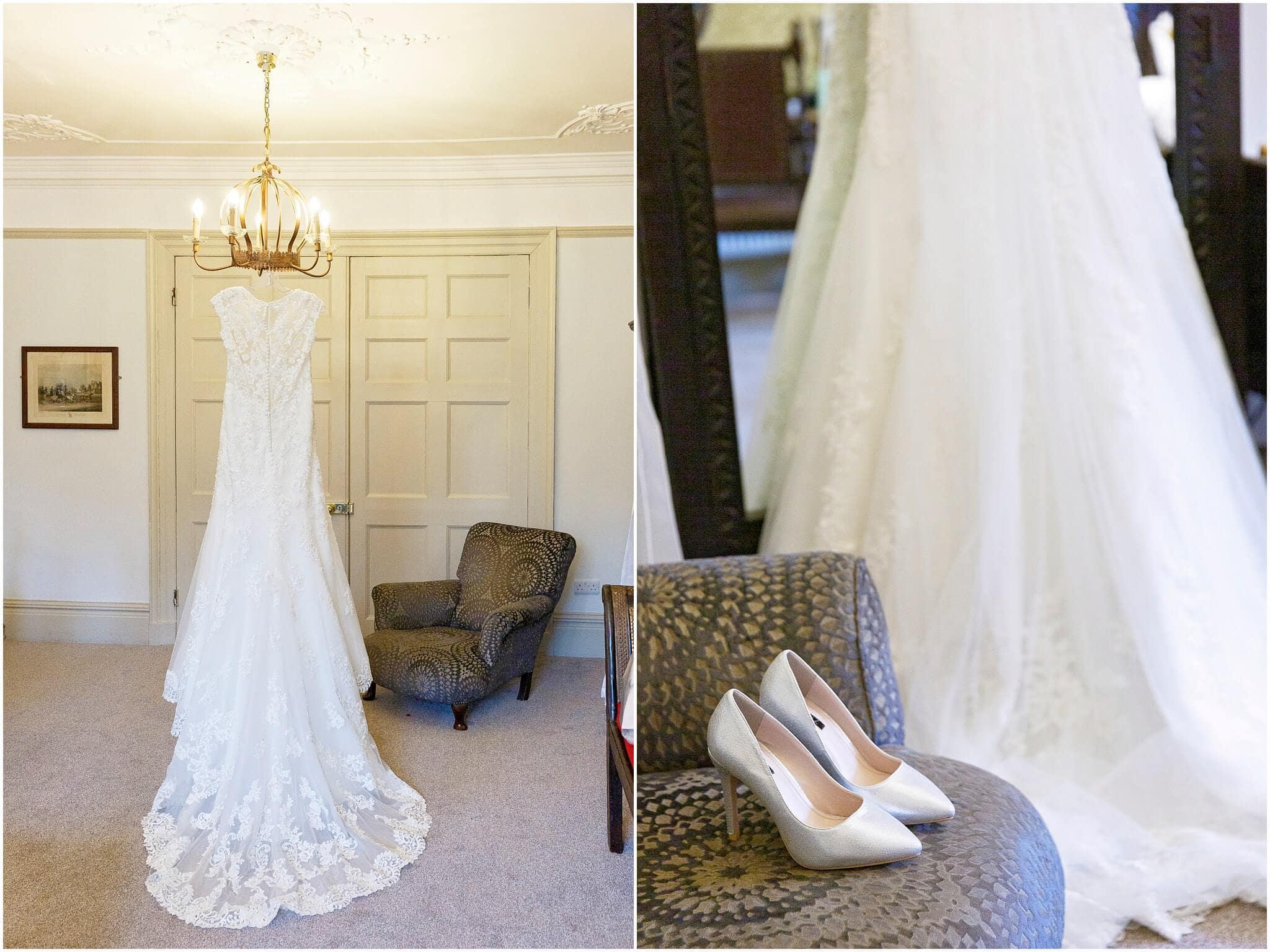 Fancy Frox Wedding Dress