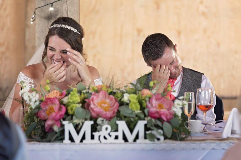 Wilobe Farm Barn wedding
