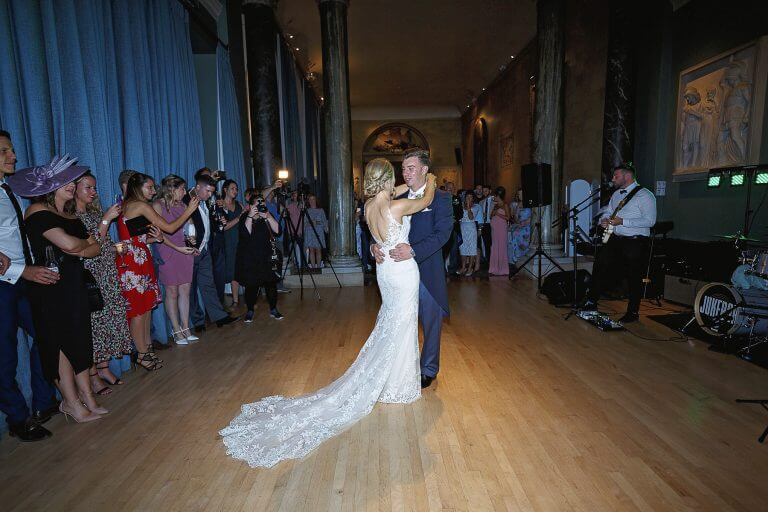 First dance at Woburn