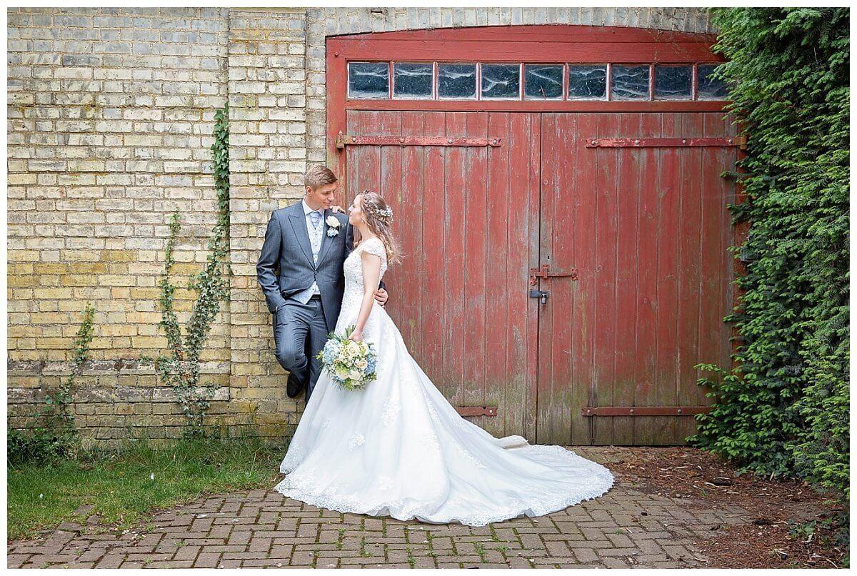 Wedding at South Farm