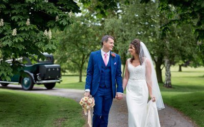 Keri & Stuart | The Bell Inn Stilton | Wedding Highlights