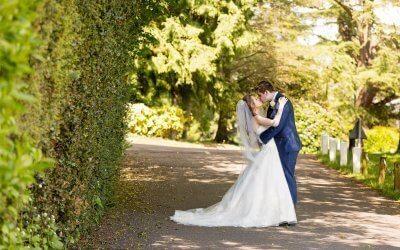 Kirstie & Lawrence | The Pavilion Wedding