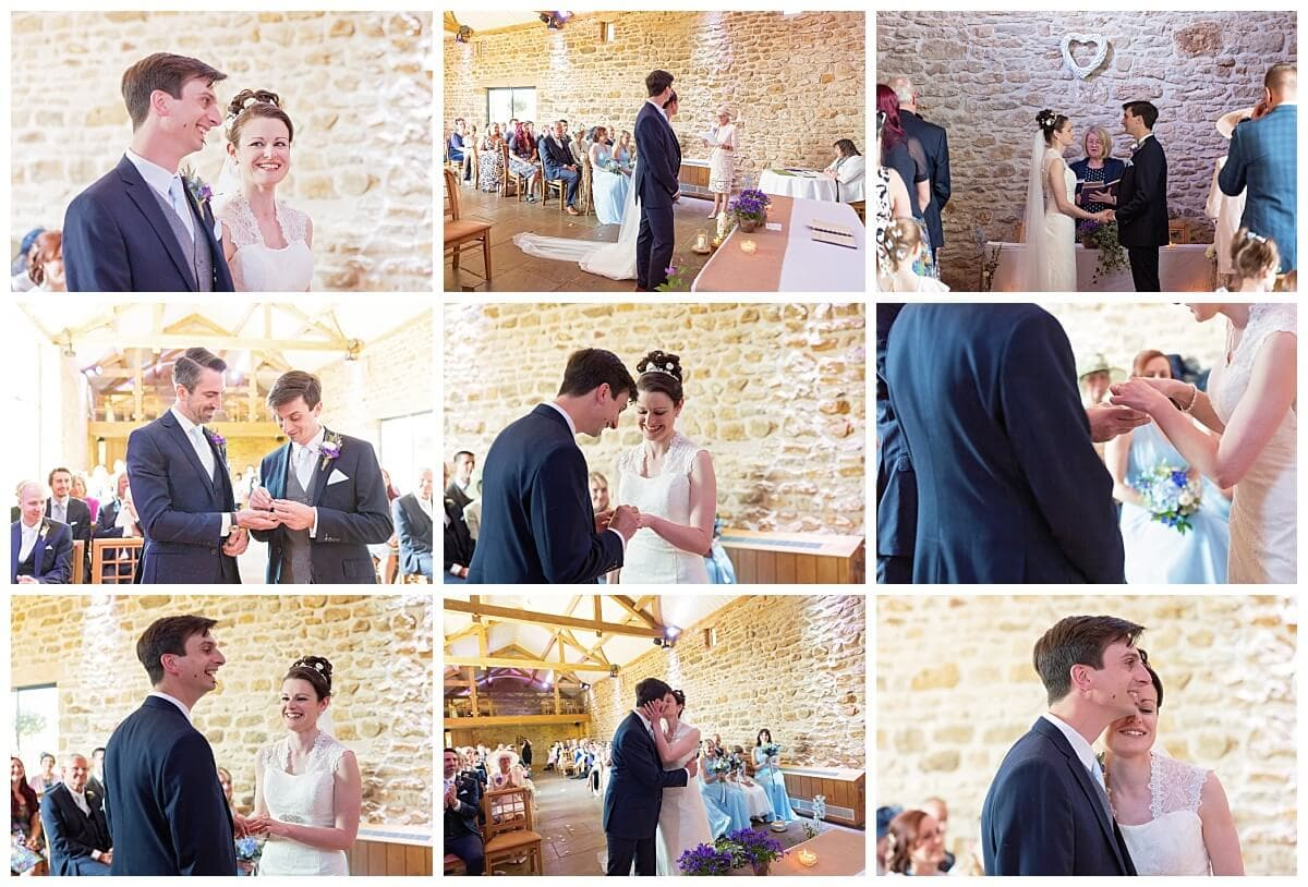 Getting married at Dodford Manor