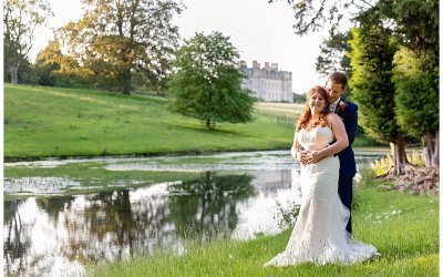 Stoke Rochford Wedding | Justine & Barney