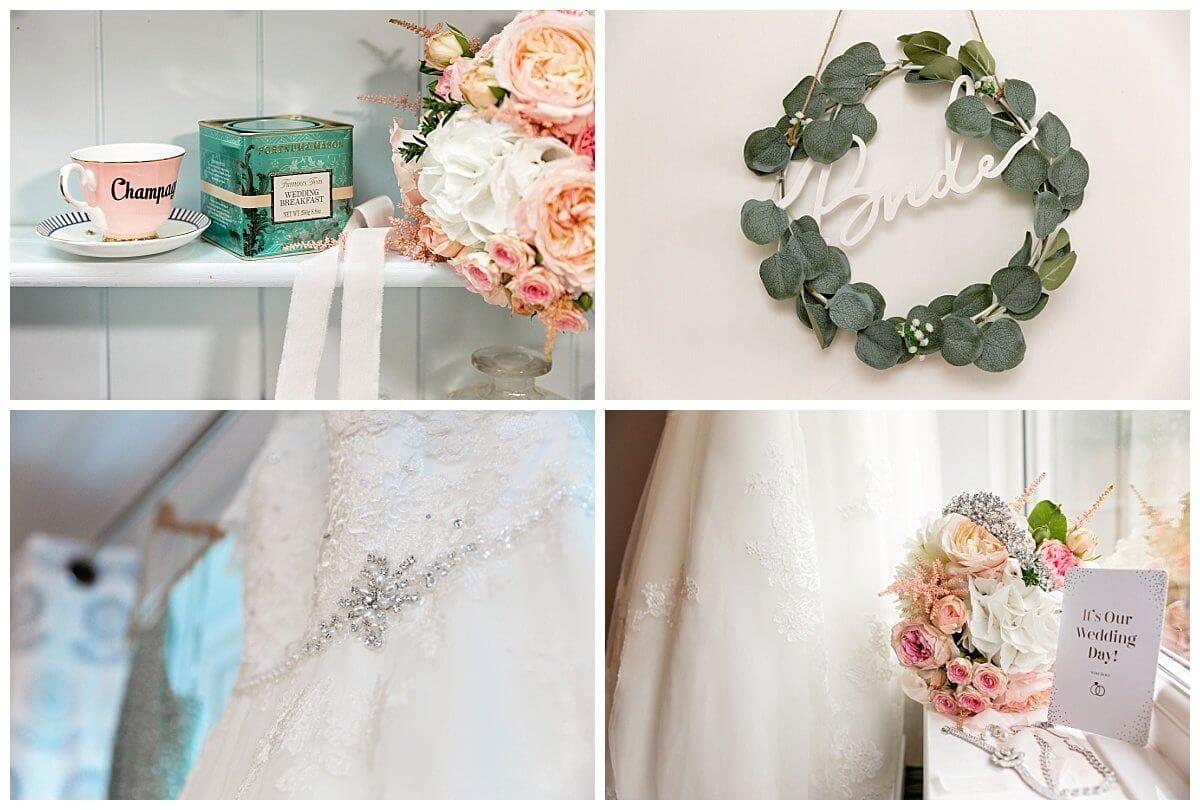 The Falcon Hotel Uppingham Wedding