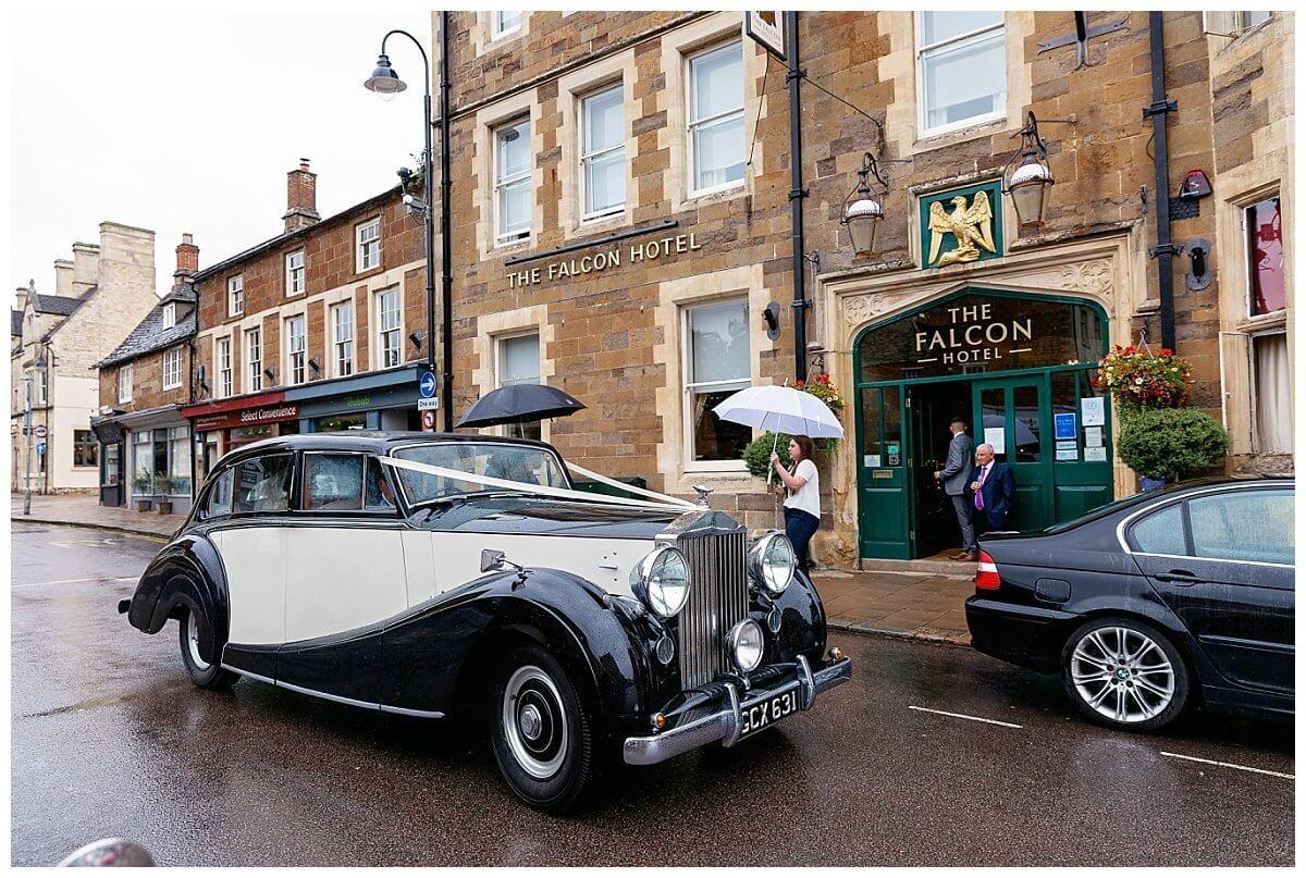 Wedding at The Falcon Hotel Uppingham